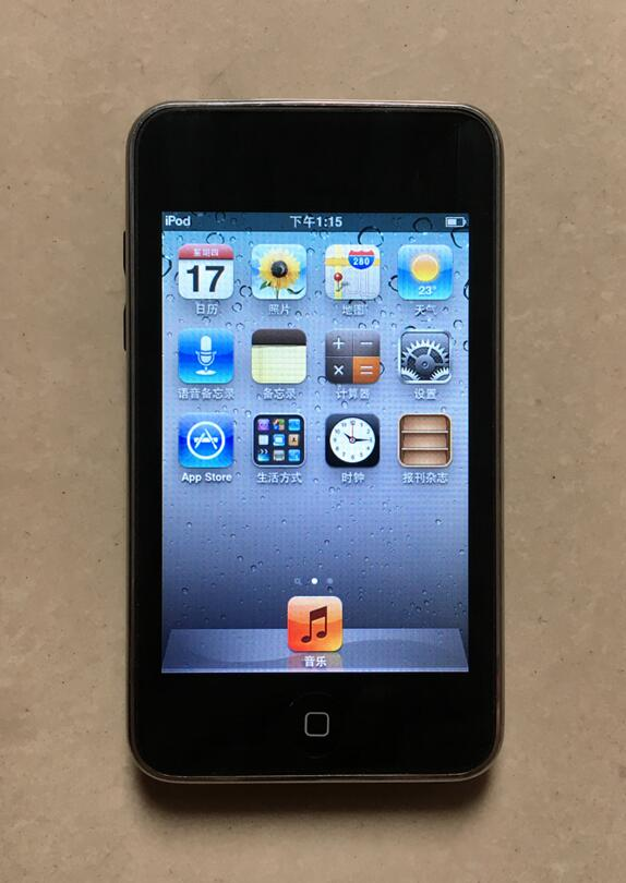 ipod touch3代 32G