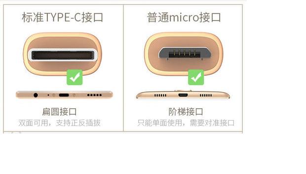 一批品质不错的安卓数据线micro、typec