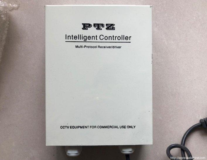 PTZ云台外置解码器
