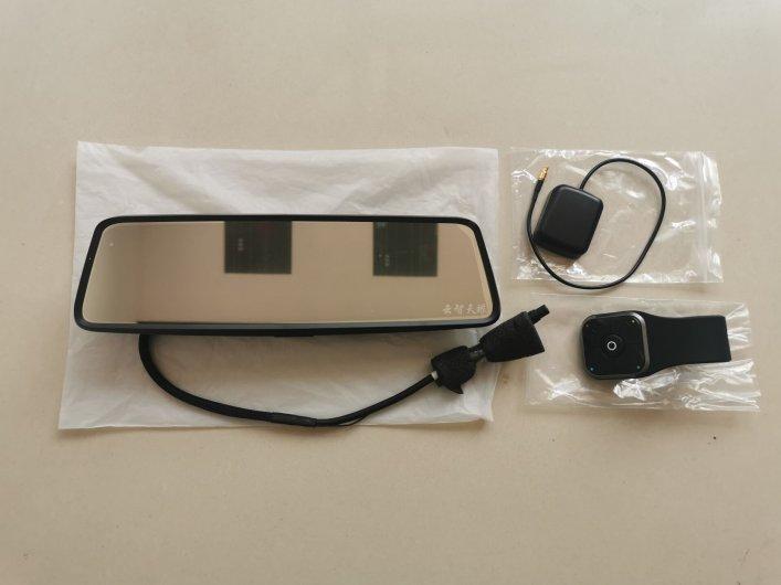 最后一班智能云镜 大屏安卓记录仪 WIFI、4G、蓝牙等【售罄】