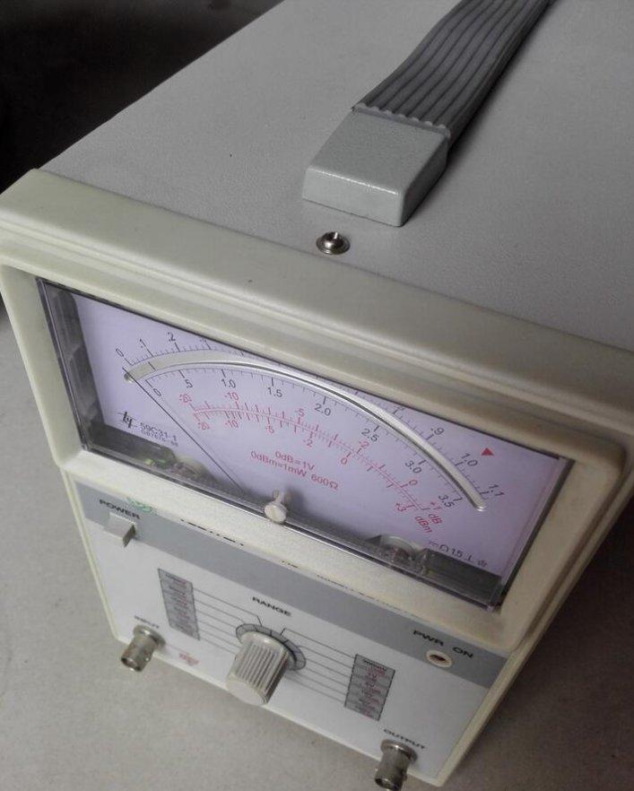 全新绿扬YB2172A毫伏表