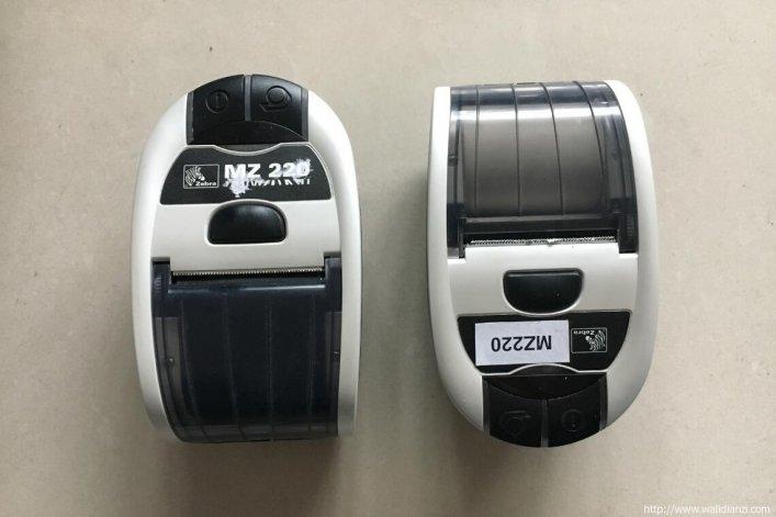 斑马MZ 220热敏标签打印机